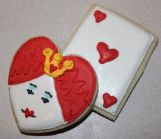 Queen of Hearts by picworth1000wrds