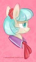 Coco Pommel by Radioactive-K