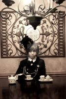 Tea Time. . . . by PsYcHwArD21093