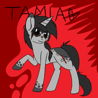 .Tamia 2013. by Little-Tamia