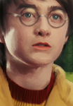 Harry Potter by fireproofmarshmallow