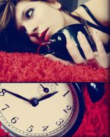 Time is tickin'... by Miwa-Arashi