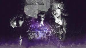 Ruki Wallpaper by ParanoiaGod69