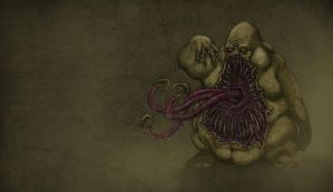 The Glutton by cthullhu