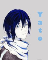Yato by colagirlfy