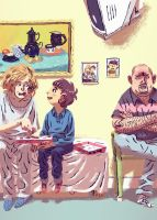 Jeg er William - 5 by MikkelSommer