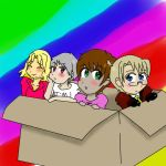 Ask Box Is Open~ by Ask-BTT-And-America