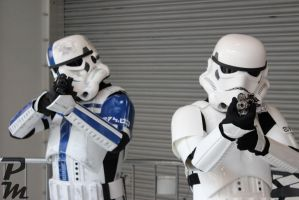 Stormtroopers at Movie Buffs by Peachey-Photos