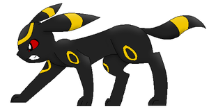 Umbreon by rockeymon