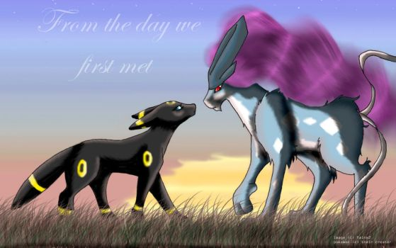 From the day we first met by Raine2
