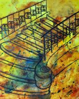 Stairs 5 by guang2222