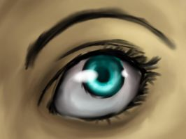 Eye by UmbraTigris