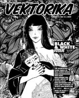 Vektorika Black and White cove by vektorjunkie