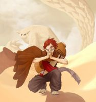 Gaara by matteviL