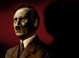 Hitler by zoiks81