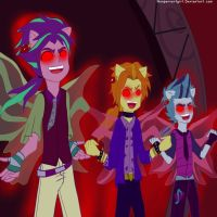 The Blindings welcome to the show by Nonpervetgirl