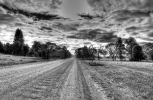 Long road by Baltagalvis