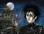 Edward Scissorhands by totonchi