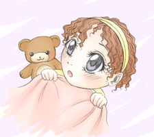 Baby Genny (color) by Lady-Suchiko