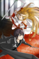 SAO: Battle of the Aces by AdmirenKiwi