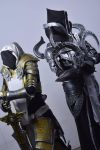 Malthael and Tyrael by UlcerateCosplay