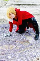 Edward Elric: Transmutation. by Lishrayder
