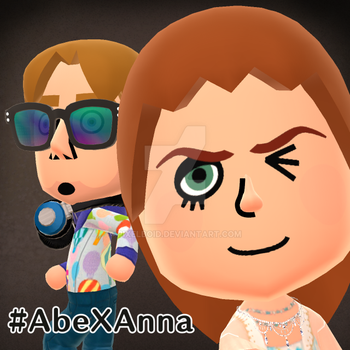 #AbeXAnna~! by Pixelboid