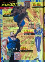 Street Fighter II V  Set Film Comics 554 by DIGITALWIDERESOURCE