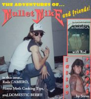 the Adventures of Mullet Mike by kirkfinger