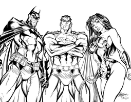 Trinity - Inks by J-Skipper