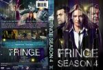 Fringe Season 4 DVD cover by nuke-vizard
