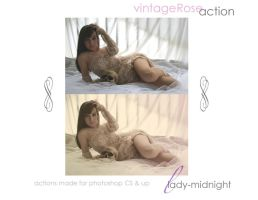 vintageRose by lady-midnight27