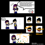 So Vegeta, DBE? by ADHD-Comics