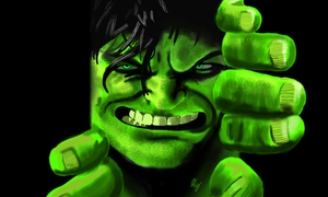 HULK SMASH! by WeaponX-Art