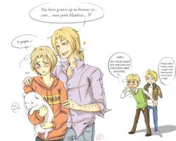 APH- Dysfunctional family pt2 by Clicio