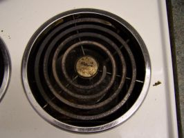 Electric Hob 1 by MerkabahStock