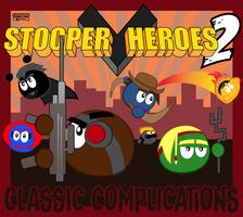 Classic Ch.23 - STOOPER HEROES 2 by simpleCOMICS