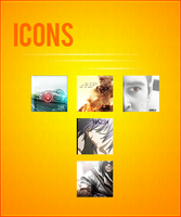 Icons Pack xD by ZackScream