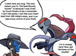 Durge is in charge, Bane. by Apricots-from-Nara
