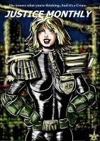 Judge Anderson : Justice Monthly by adamantis