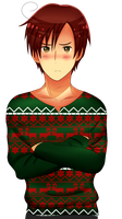 Dork In A Sweater by s-costante