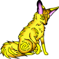 Enlightened Fox of the Sun by InfinityFangX