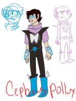PG: Orion's alternate personality by fromCTwthlve