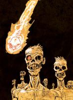 Killer zombies from outer space by Canalus