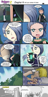 Onlyne Z Chap.4- Not your common rrb team 18 by BiPinkBunny