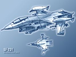 SF-231 by TheXHS