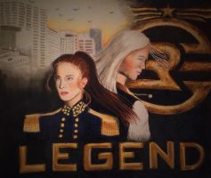 Legend fan art by legendtrilogylover