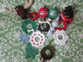 Christmas Collection by PamGabriel