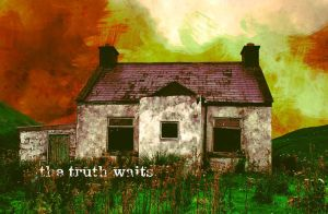 the truth waits by speckle