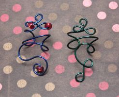 Ear Cuffs for Fairy Cakes by lavadragon